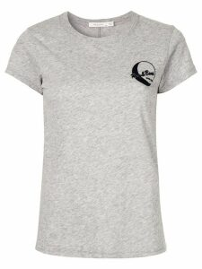 Rag & Bone logo print T-shirt - Grey