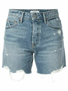 Grlfrnd Jourdan denim shorts - Blue
