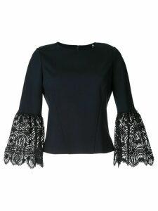 Elie Tahari Amora blouse - Blue