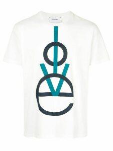 Ports V Love T-shirt - White