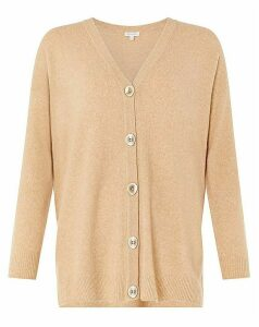 Monsoon Maddie Interest Button Cardigan