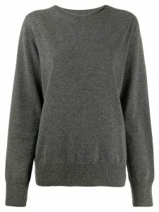 Maison Margiela oversized sweater - Grey