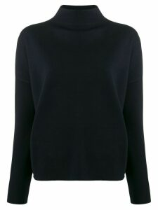Falke roll neck sweater - Blue