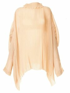 Litkovskaya Mavka oversized blouse - NEUTRALS