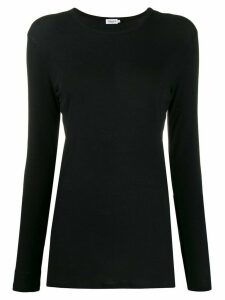 Filippa-K Eloise long sleeve top - Black