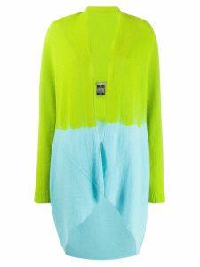 Suzusan tie-dyed cardigan - Green