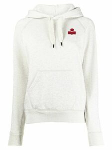 Isabel Marant Étoile hooded sweatshirt - NEUTRALS