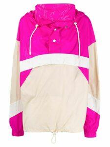 Isabel Marant oversized pullover jacket - PINK