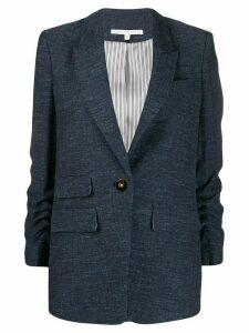 Veronica Beard Martel dickey jacket - Blue