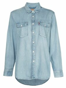 WARDROBE. NYC x Levi's Release 04 denim shirt - Blue