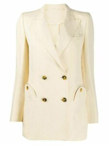 Blazé Milano Everyday double-breasted blazer - NEUTRALS