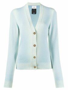 Barrie faded v-neck cardigan - Blue