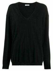 P.A.R.O.S.H. v-neck cashmere jumper - Black