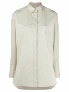 The Row Cody shirt - NEUTRALS