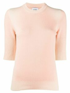 Barrie faded knit top - PINK