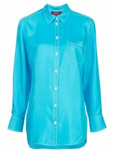 Sies Marjan slim fit shirt - Blue