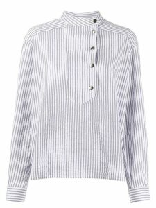 Ba & Sh Sita striped blouse - Blue