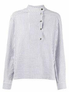 Ba & Sh Sita striped blouse - Blue