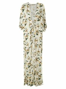 Adriana Degreas KAFTAN - White