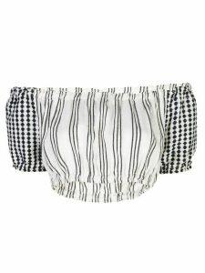 lemlem Tigist blouse - White