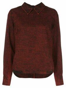 Rachel Comey reversible shirt - Red