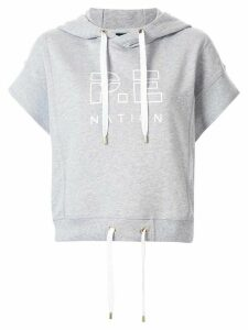 P.E Nation Free Formation hoodie - Grey