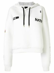 P.E Nation Refresh hoodie - White