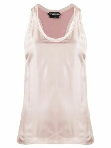 Tom Ford racerback tank top - PINK