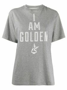Golden Goose I Am Golden T-shirt - Grey