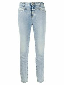 Closed denim high rise skinny jeans - Blue