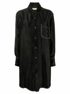 Marni oversized shirt - Black