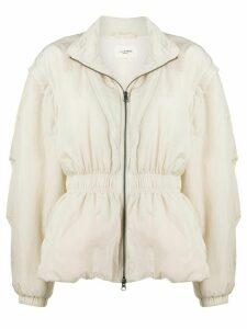 Isabel Marant Étoile Dastya puffer jacket - White