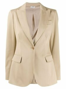 P.A.R.O.S.H. Cyber everyday blazer - Brown