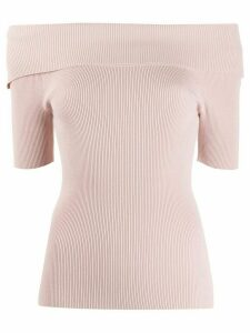 P.A.R.O.S.H. off the shoulder jumper - PINK