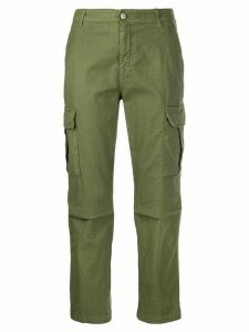 P.A.R.O.S.H. Caba cargo trousers - Green