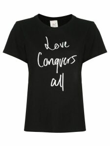Cinq A Sept Love Conquers All T-shirt - Black
