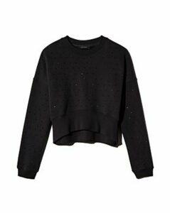 Allsaints Helene Sparkle Embellished Sweatshirt