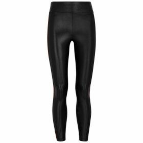 Koral Activewear Serendipity Infinity Satin-jersey Leggings