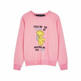 Marc Jacobs X Magda Archer Printed Cotton Sweatshirt