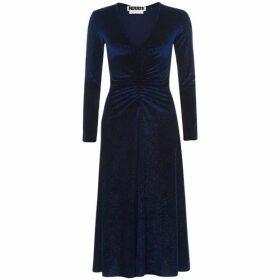 Rotate Number 7 Maxi Dress