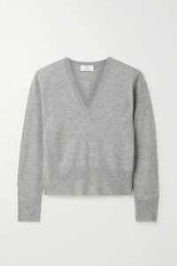 Allude - Cashmere Sweater - Gray