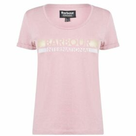 Barbour International Baseline T Shirt