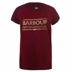 Barbour International Chalkside T Shirt
