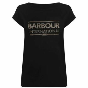 Barbour International Chalkside T Shirt