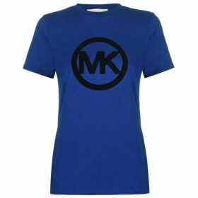 MICHAEL Michael Kors Crew Logo T Shirt