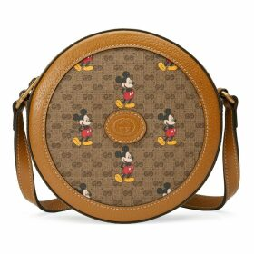 Disney x Gucci round shoulder bag