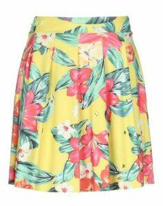 LA FILLE des FLEURS SKIRTS Mini skirts Women on YOOX.COM