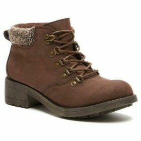 Rocket Dog  Train Pablo Womens Ankle Boots  women's Mid Boots in Brown