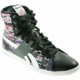 Reebok Sport  Top Down  women's Shoes (High-top Trainers) in Black