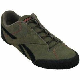 Reebok Sport  CL Splash Suede  women's Indoor Sports Trainers (Shoes) in Grey